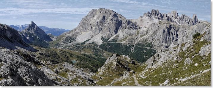 top road trips - dolomites